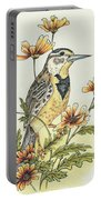 Meadow Song Portable Battery Charger