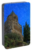 Medieval Bell Tower 5 Portable Battery Charger