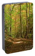 Meigs Creek Trailhead In Smoky Mountains National Park Portable Battery Charger