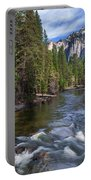 Merced River, Yosemite National Park Portable Battery Charger