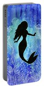 Mermaid Under Water Portable Battery Charger
