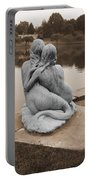 Mermaids Portable Battery Charger