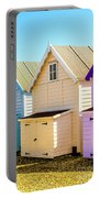 Mersea Island Beach Huts, Image 6 Portable Battery Charger