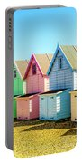 Mersea Island Beach Huts, Image 7 Portable Battery Charger