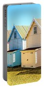 Mersea Island Beach Huts, Image 9 Portable Battery Charger