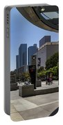Metro Station Civic Center Los Angeles Portable Battery Charger