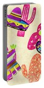 Mexican Mural Portable Battery Charger