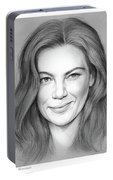 Michelle Monaghan Portable Battery Charger