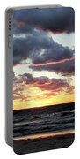 Michigan Sunset Portable Battery Charger