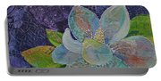 Midnight Magnolia II Portable Battery Charger