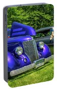 Mild Customs 1936 Ford And 1953 Chevy Portable Battery Charger