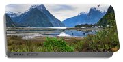 Milford Sound - New Zealand Portable Battery Charger