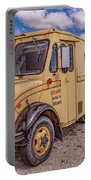 Milk Truck Portable Battery Charger