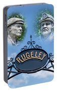 Miners Of Rugeley Portable Battery Charger