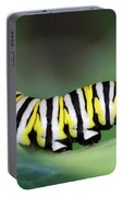 Monarch Caterpillar Macro Number 2 Portable Battery Charger