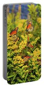 Monarch Gathering 1 Portable Battery Charger