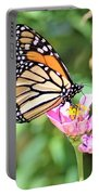 Monarch's Stance... Portable Battery Charger