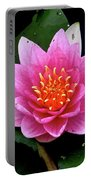 Monet Water Lilly Portable Battery Charger
