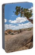 Monolith And Juniper Portable Battery Charger