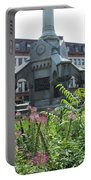 Monument Square Portable Battery Charger