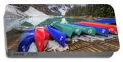 Moraine Lake Canoes Portable Battery Charger
