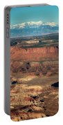 Morning Over Canyonlands Portable Battery Charger