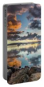 Morning Reflections Waterscape Portable Battery Charger