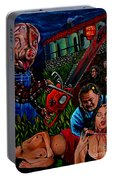 Motel Hell Portable Battery Charger