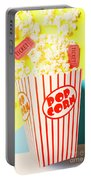 Movie Motion Picture  Portable Battery Charger