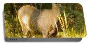Mule Deer Doe Portable Battery Charger