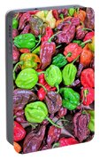 Multi Mini Hot Pepper Variety Portable Battery Charger