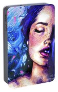 Music Of The Ocean Portable Battery Charger