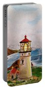 My Lighthouse Portable Battery Charger