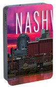 Nashville Portable Battery Charger