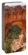 Natural Bridge - Bryce Canyon - Utah Portable Battery Charger