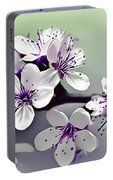 Naturalness And Flowers 33 Portable Battery Charger