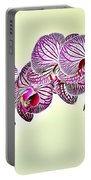 Naturalness And Flowers 37 Portable Battery Charger