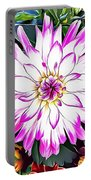 Naturalness And Flowers 38 Portable Battery Charger