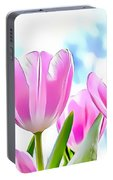 Naturalness And Flowers 40 Portable Battery Charger