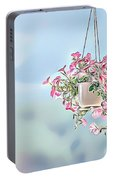 Naturalness And Flowers 43 Portable Battery Charger