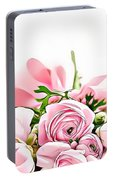 Naturalness And Flowers 49 Portable Battery Charger