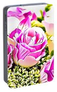 Naturalness And Flowers 50 Portable Battery Charger