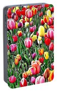Naturalness And Flowers 55 Portable Battery Charger