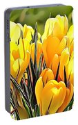 Naturalness And Flowers 56 Portable Battery Charger