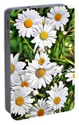 Naturalness And Flowers 57 Portable Battery Charger