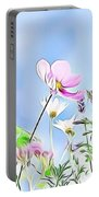 Naturalness And Flowers 59 Portable Battery Charger