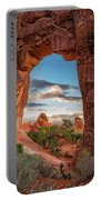 Nature's Picture Frame Portable Battery Charger