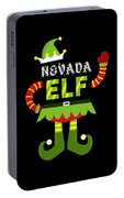 Nevada Elf Xmas Elf Santa Helper Christmas Portable Battery Charger