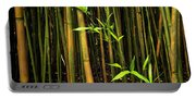 New Bamboo Shoot Portable Battery Charger