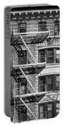 New York City Fire Escapes Portable Battery Charger